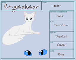 Crystalstar by insanityNothing