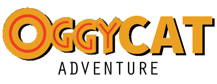 OggyCat Adventure Logo by SuperRatchetLimited