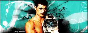 Cody rhodes by sweet5050