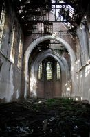 R.I.P. chateau de mesen 03 by thePartisan