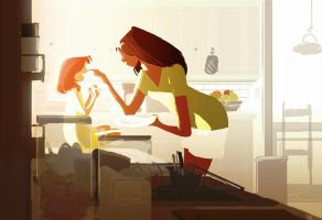 Snack. by PascalCampion