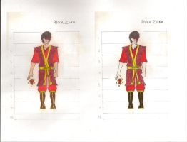 Zuko color 2 by wolverineluver45