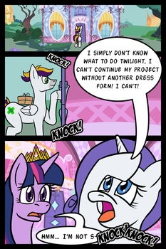 The Hired Hoof (1/9) by Icaron