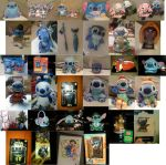 Stitch Collection by BlackRose8083