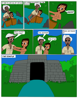 Jungle Jake and the Forbidden river Page 4 by Dragonrider1227