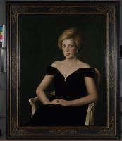 Portrait of princess diana by holyman
