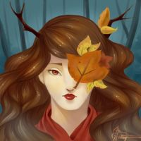 Spirit of the Fall by staarpiece