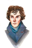 Consulting Detective by PaintingSaint