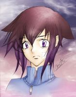 Ritsuka Colored by Ede1986