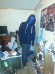 Eyeless Jack cosplay by MionOfDeath