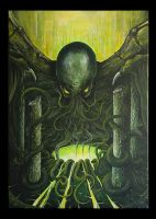 .Cthulhu. by dwoo-gee