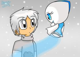 AT. Snow and Lumi by Sweatshirtmaster