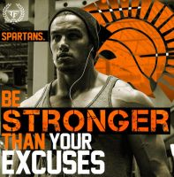 Marc Fitt Motivation - BE STRONGER by 360snipeProductions