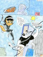 T.U.F.F. issue two page 1 by CreativeMaximus