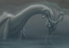 Spectre in the Mist by hibbary