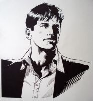 Dylan Dog by raffa3le