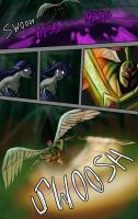 League of Legends Comic-Vengeance Page 2 by JackieTeJackal