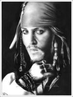 Jack Sparrow by Zindy