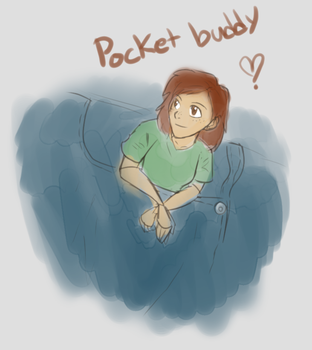 Little pocket buddy by ICUDO