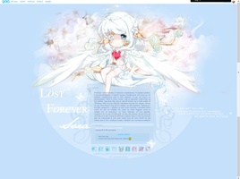 Profile for Lost Forever Sora @GO by 2cq