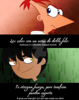 PnF- Celos by Angelus19