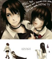 Fatal Frame Alternate Ending? by ShiSeptiana