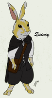 Quincy by RedwllWrrior