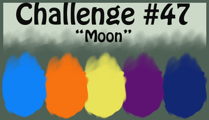 October Challenge: Moon by Seraphyne