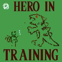 T-Shirt: Hero In Training by Contraltissimo
