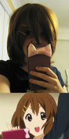 Yui Wig by olive-happy