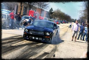 American Muscle by Xtr3m3-FF