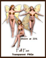 Fall Faes by shd-stock