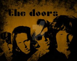 the doors in photoshop by hoodphotography