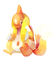 Floatzel by Natx-chan