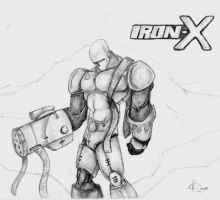 iron x by imagenario