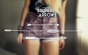 Brushes of Arrows by ForeverYoung320