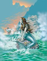 Mermaid by bronxboy53