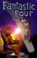 fantastic four 55 re-imagined by jeffwildstar