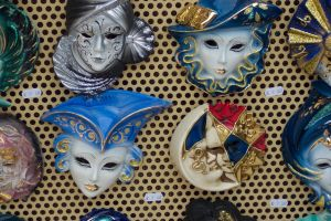 Masks by gemalynn