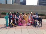 Sailor Moon Gathering Otaon 2014 by Angelstarr-Sakura