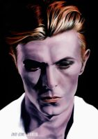 The Man Who Fell To Earth by RedRiBBoNinYouRhAiR