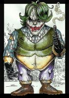 FAT JOKER 2008 by JesusNazarenuz