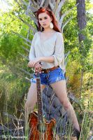 My Florida Cowgirl by RoyalImageryJax