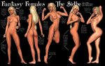 Fantasy Females - The Sidhe by Sailmaster-Seion