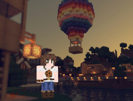 Cookiena Girl Minecraft Skin by Kon13