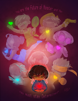 7 Human Souls by Dlie
