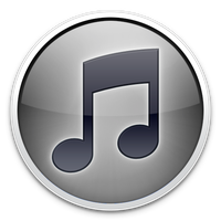 Grey iTunes Icon by TheArcSage