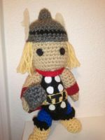 Thor Doll by jelc85