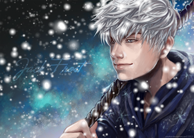 Jack Frost by juhaihai