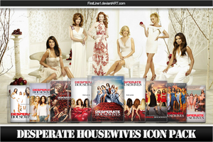 Desperate Housewives Icon Pack by FirstLine1